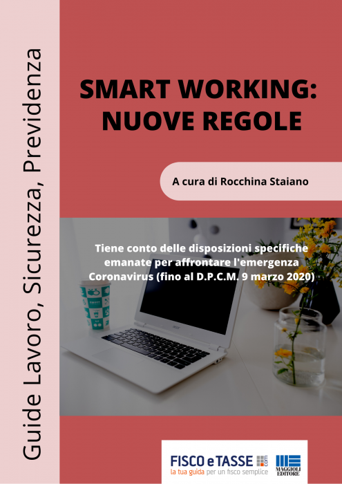 Smart working: nuove regole (eBook 2020)