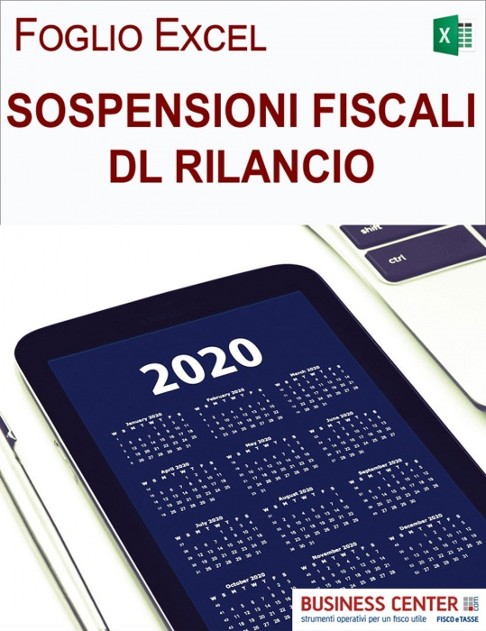 Sospensioni fiscali - DL Rilancio (Excel)