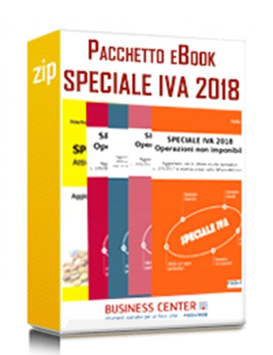 Speciale IVA 2018 (Pacchetto eBook)