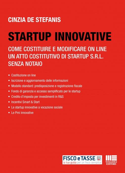 Start up innovative (eBook 2019)