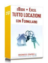 Tutto Locazioni (eBook + Excel + Formule)