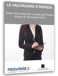 La Valutazione d'impresa - Sintesi dai PIV (eBook)