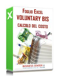 Voluntary disclosure bis: calcolo del costo (excel)