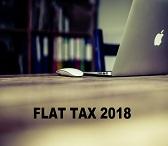 Flat tax 2018