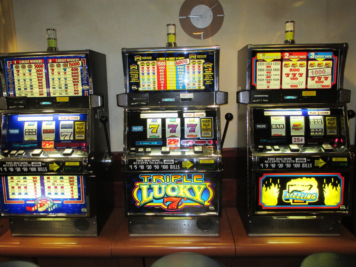 gioco azzardo slot