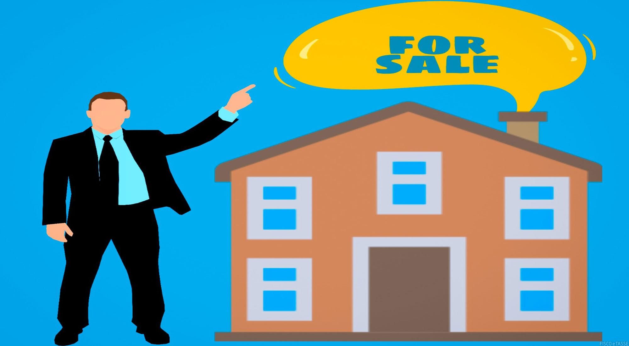 Servizi Per Agenti Immobiliari agenti immobiliari: sanzione prevista per mancanza di