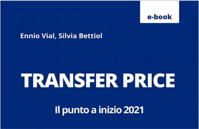 Transfer price 2021: in un ebook tutte le novità