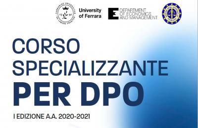 La figura del Responsabile della Protezione dei Dati (DPO): corso online specializzante