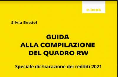 Guida alla compilazione del Quadro RW 2021