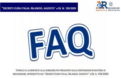Sospensione cartelle e rottamazione fino al 31 agosto: nuove FAQ