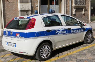Concorso  96 agenti polizia locale Napoli