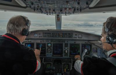 La tassazione del personale di volo