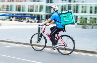 Riders autonomi : parte la copertura INAIL