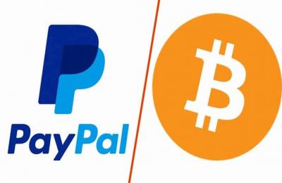PayPal apre alla compravendita di prodotti con Bitcoin e Criptovalute