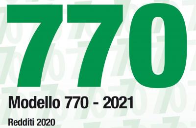 Modello 770 del 2021: i versamenti sospesi causa Covid