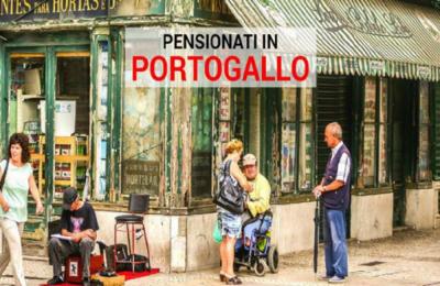 Il Portogallo manda in pensione i pensionati