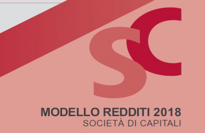 Dichiarazione Redditi Società di Capitali 2018: Modello e istruzioni