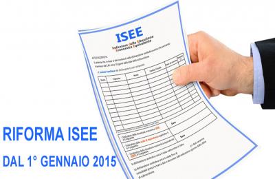 Riforma ISEE: le nuove norme in vigore a partire dal 1° gennaio 2015