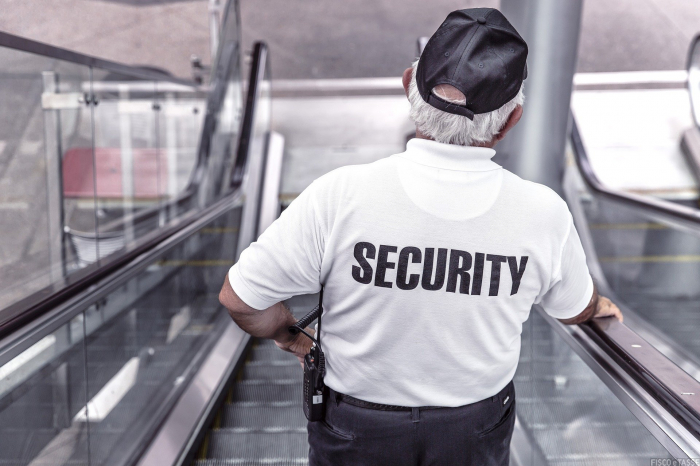 vigilanza sicurezza controllo