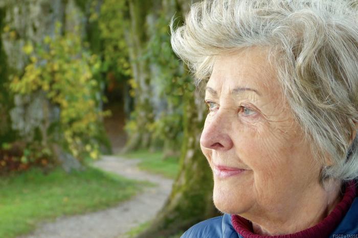 opzione donna pensione  anziana