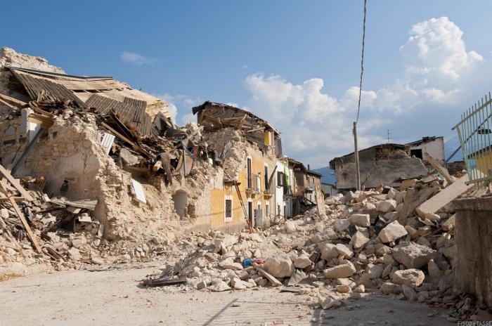 Aiuti di Stato per terremoto