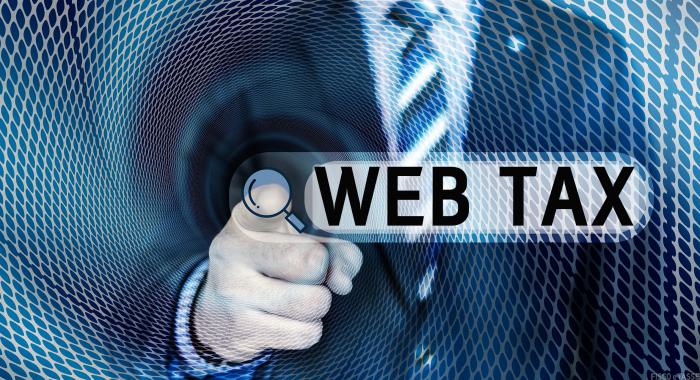 Web Tax al via: pubblicato il provvedimento con le regole operative