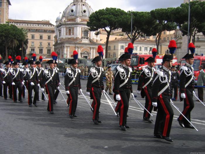 Concorso assunzione carabinieri: pubblicato il bando
