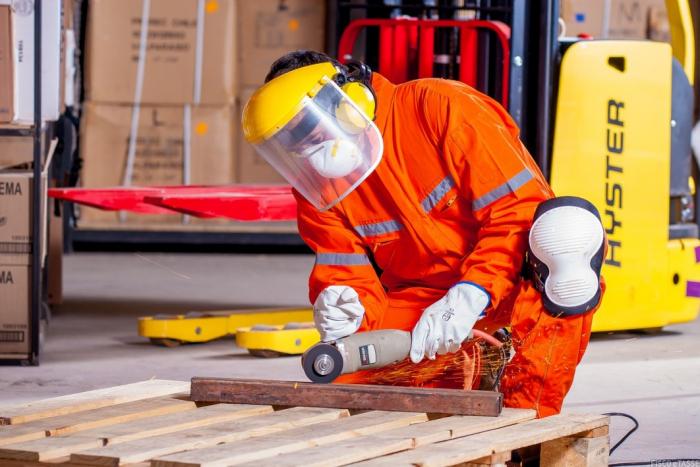 dpi sicurezza lavoro
