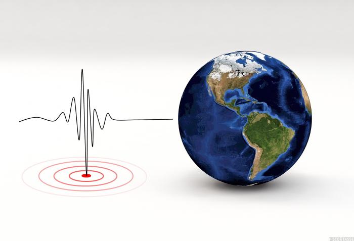 Cratere sismico centro italia