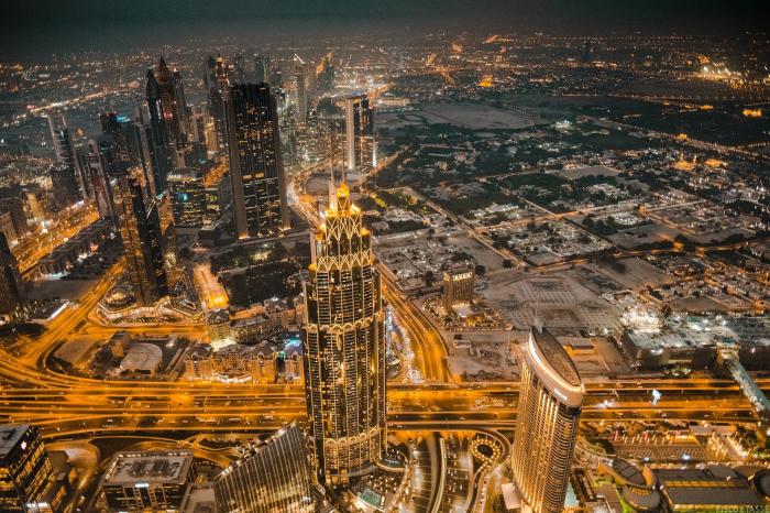 internazionalizzazione Dubai