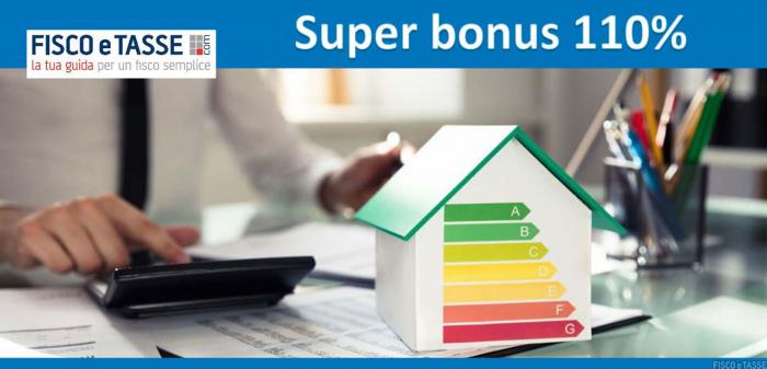 Superbonus 110%: online il file excel per il calcolo del beneficio