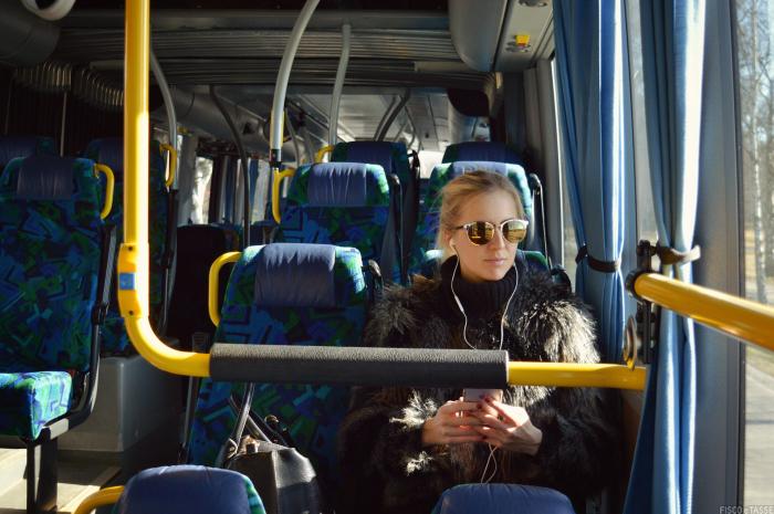 trasporto pubblico locale autobus