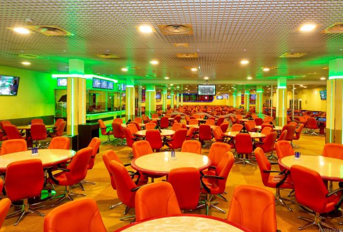 sala bingo CCNL FIPE