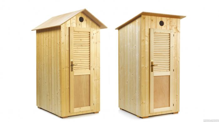 cabine balneari legno