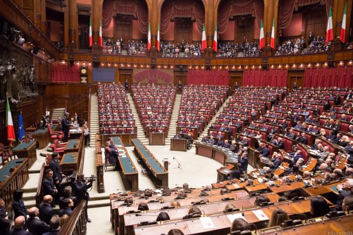Concorso assistenti Camera dei Deputati: 50 posti