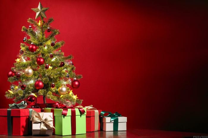 Omaggi natalizi fino a 50 euro sempre deducibili