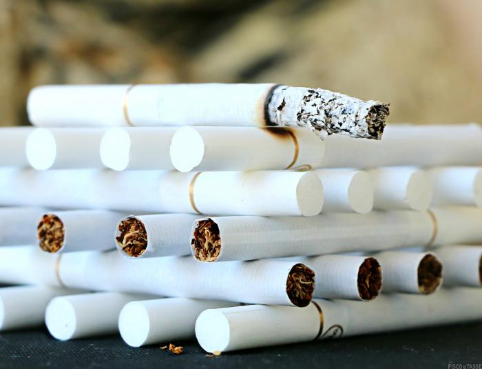 Tabacchi 2020: aumentano le accise