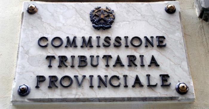 commissione tributaria