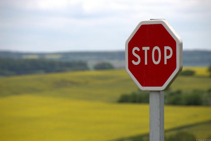 Fermo auto PRA STOP