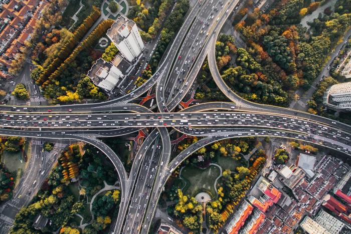 spostamenti casa-lavoro traffico mobilità