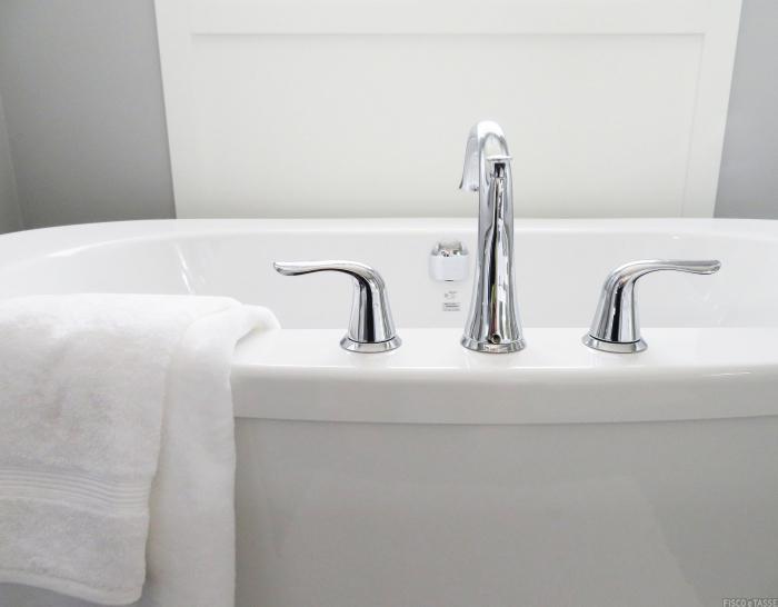 Bonus idrico: sanitari e rubinetteria esentasse nella legge di bilancio 2021