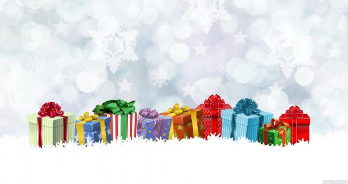 omaggi natalizi