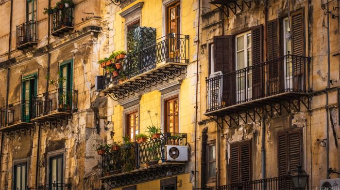 Bonus facciate: inclusi i soli balconi e le spese connesse