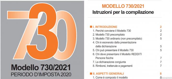 730 precompilata 2021: le regole per accedere alla dichiarazione