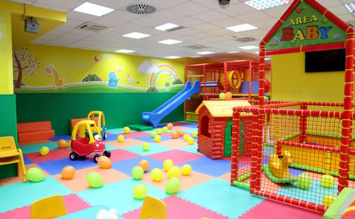 Ludoteche, baby parking e servizi integrativi per l'infanzia