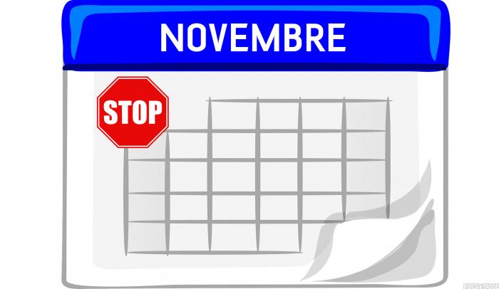 Versamenti Iva e ritenute in scadenza a novembre sospesi dal decreto Ristori bis