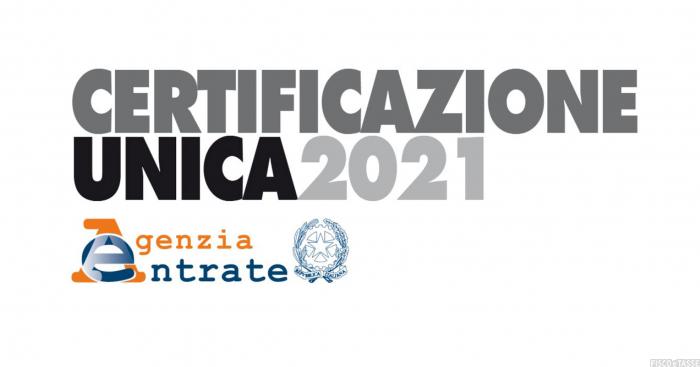 Certificazioni Uniche 2021 e contribuenti forfettari