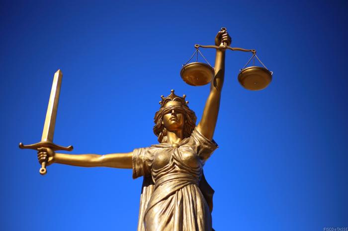concorso giustizia  sentenza