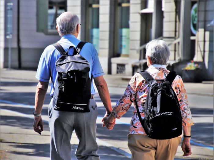 pensionati esteri in Italia