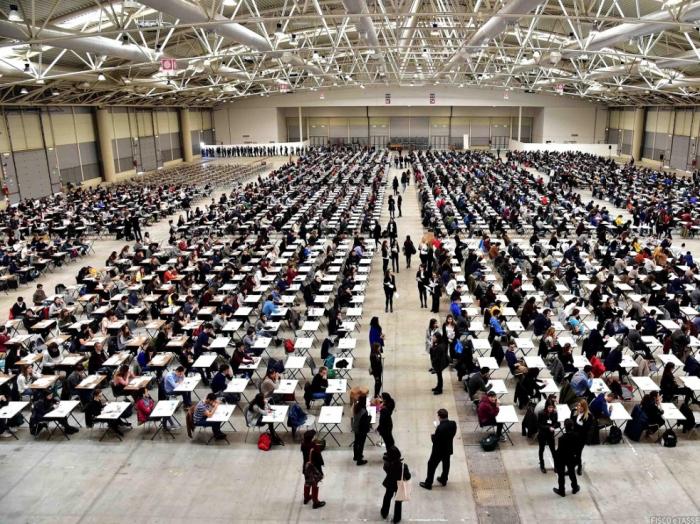 Concorso 2020 funzionari amministrativi: 2133 posti